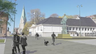 Byrom for alle i Kristiansand