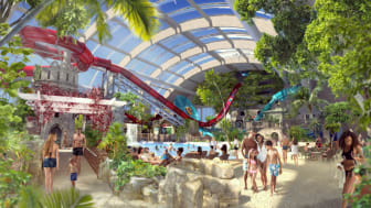 Construction starts on Liseberg's indoor water park Oceana