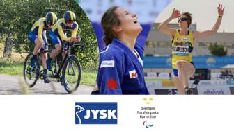 JYSK möjliggör fortsatt satsning efter framflyttat Paralympics
