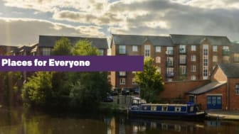 Launch of new masterplan for jobs, homes and sustainable growth