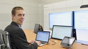 Anders Wall-stipendium till ung forskartalang med stående inbjudan till Harvard