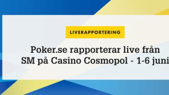 Live från Casino Cosmopol