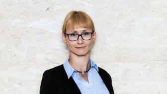 Dorota Walus, arkitekt och sakkunnig inom tillgänglighet