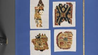 Migration, koptiska textilfragment