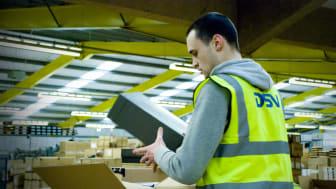 Contract logistics, consumer goods