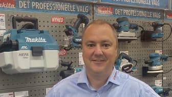 Sælger Søren Andresen, fra Bygma Sønderborg, har 25-års jubilæum den 1. september.
