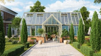 med The Rose Greenhouse Collection gör vi det vackra vackrare och det starka starkare!