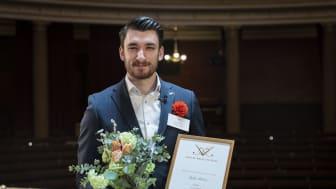 Darko Mitrovic, Unga Forskare-stipendiat 2021