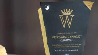Västerbottensost® tilldelas Svenska Designpriset 2016
