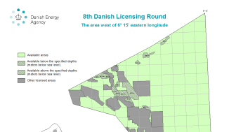 Continued interest in search for oil and gas in the Danish North Sea