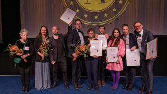 Vinnarna i The Collector´s Awards 2020.