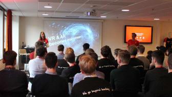 Digital Natives Redefining Banking Hackathon 2018                                    Foto: Amanda Näsman