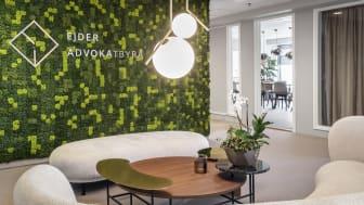 Studio A3 referensprojekt - Ejder Advokatbyrå