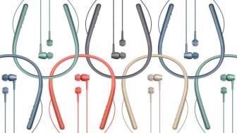 Słuchawki h.ear in 2 Wireless wystepują w wielu kolorach