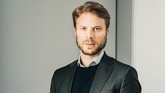 Joakim Skarborg ny VD för Novax