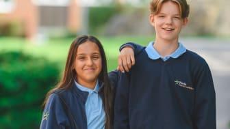 Nordic International School tillämpar skoluniform