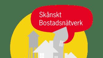 Logga Skånskt Bostadsnätverk