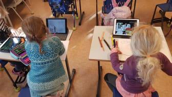 Lesen lernen in Norwegen - mit der Plattform Lesemester