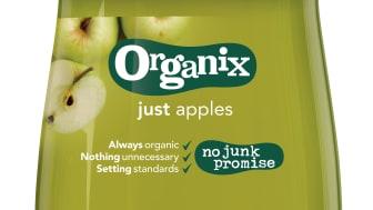 Organix just apples