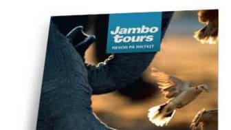 Jambo Tours – 40 år av stora upplevelser i det lilla formatet