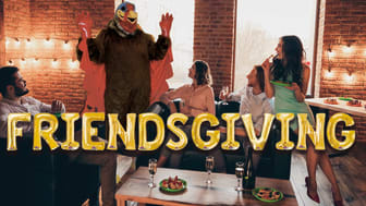 Friendsgiving på Butterick's