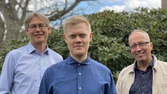 Stefan Blom, Patrik Willskytt & Anders Torsell