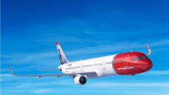 Norwegian volará con Airbus – realiza un pedido de treinta nuevos Airbus 321LR