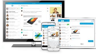 Cisco Spark är en ny digital samarbetsplattform i molnet