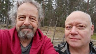 Ergonomiska trädgårdsredskap som minskar belastningsskador är något både Martin och Ove tycker är viktigt..