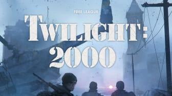 Twilight: 2000 Cover