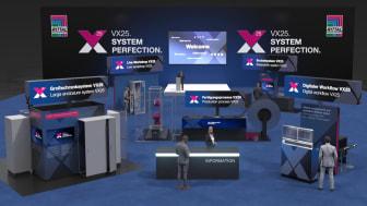 Rittal bjuder in till en virtuell mässa den 6 och 7 juni med fokus på det nya stora kapslingssystemet VX25.