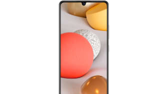 Galaxy A42 5G_Gray_Front