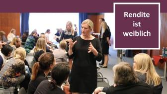 """Frauen Finanz Forum """"Rendite ist weiblich"""" auf dem Börsentag Frankfurt"""