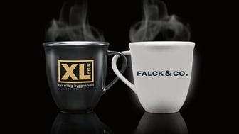 XL-BYGG och Falck & Co