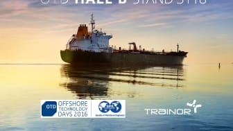 Trainor deltar på OTD 2016