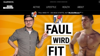 Faul wird Fit – die humorvolle YouTube-Serie auf beatyesterday.org.