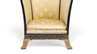 Henning Hansen: Art Deco Chair
