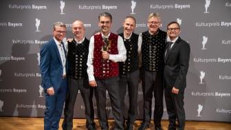 Verleihung Kulturpreis Bayern 2019