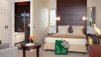Rent och fräscht viktigast vid hotellbokning