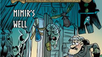 "Cover ""Siri the viking - Mimir´s well"""