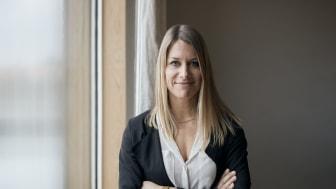 Emelie Silverterna ska utveckla framtidens bostäder och driva träbranschen framåt i Wendelstrand.