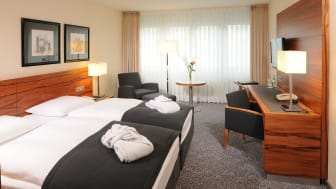 Well placed: Maritim Hotels have demonstrated excellent business development and achieved high guest scores for first-rate quality of service and extensive hotel refurbishment like here in Munich.