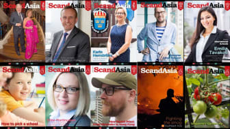 ScandAsia appeals for people to subscribe