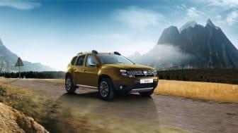 Duster anno 2016 ser dagens lys på Frankfurt Motorshow