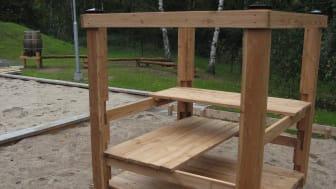 """Woodwork AB - Klätterställning """"bygg-själv"""""""