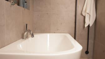 Kylpyamme ja pyyhekuivaimet LINE