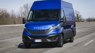 IVECO julkaisee uuden palveluita ja kuljetusratkaisuja tarjoavan IVECO ON -palvelubrändin