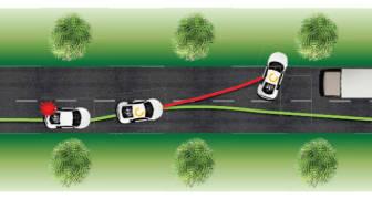 Ny strategi minskar olycksrisken för elbilar