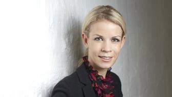 Anna König Jerlmyr (M) vill träffa företagarna i Husby Centrum