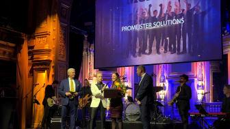 ProMeister Solutions korades till vinnare på branschevenemanget Motorgalan den 8 november.